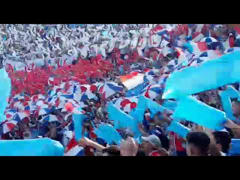 """""""Recibimiento Nacional vs Garrafas Apertura 2018"""" Barra: La Banda del Parque • Club: Nacional"""