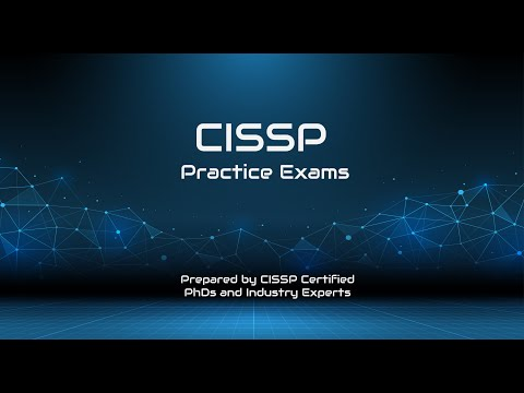 CISSP Exam Preparation Questions - YouTube