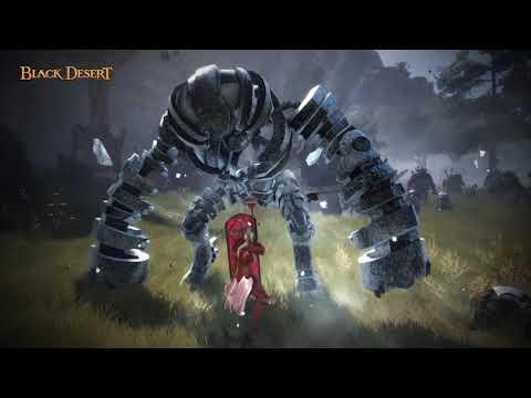 Black Desert Nova Skills Trailer