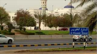 2012 Oman Work Visit March