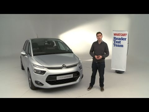 What Car? readers review the 2013 Citroen C4 Picasso