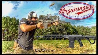 Daniel Defense DDM5V2 308 AR-10 Review