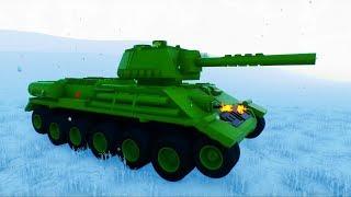 Мультики про #танки - Битва #Немецкие против Советских Тяжёлый бой| Новые #Мультфильмы для мальчиков