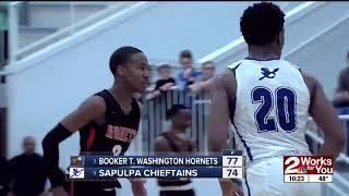 HS Hoops: Booker T. Washington, Union win