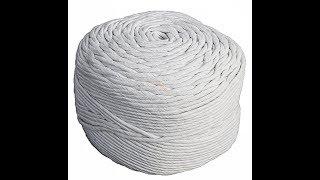 Асбестовый шнур плетеные квадратного сечения