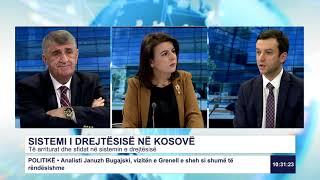 Studio e Hapur - Sistemi i Drejtësisë në Kosovë 24.01.2020
