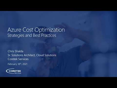 Azure Cost Optimization