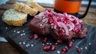Мясо на огне (Любимый маринад для шашлыка)
