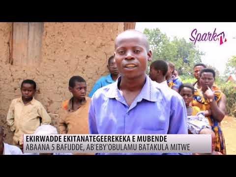 Ekirwadde ekitanategerekeka kirumbye ab'e Mubende