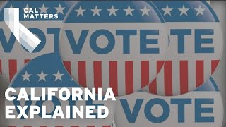 How do you vote in California?