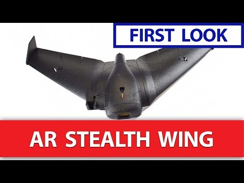 first-look-ar-wing-stealth-edition--better-than-the-reptile-s800-fpv-flyingwing
