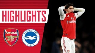 Arsenal 1-2 Brighton | Premier League highlights | Dec 5, 2019