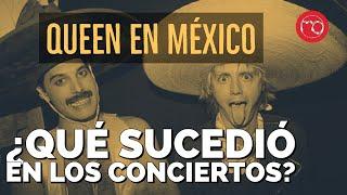 🅼🅾» Queen en México (Puebla y Monterrey) 1981