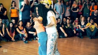 Quatro Elementos - David Bosco & Cleo Ramos - Amsterdam Brazilian Dance Festival - Samba de Gafieira
