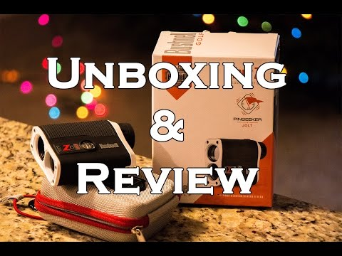 Bushnell Tour Z6 Jolt Unboxing and Review golf laser rangefinder