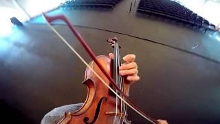 Sean Lee - Paganini Caprice 20 POV