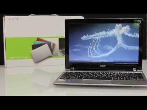 Acer Aspire one 756 Netbook
