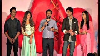 Bepanah Serial Launch - Jennifer Winget, Harshad Chopra, Sehban Azim, Namita Dubey