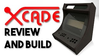 BARTOP ARCADE BUILD! - XCADE B19C Review And Full Build!