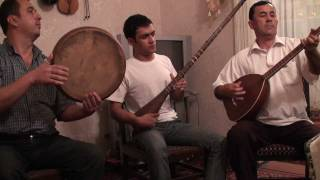 Traditional Uzbek Music from Bukhara
