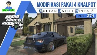 GTA 5 INDONESIA - REAL LIFE MOD - MOBIL BARU PAK TYO #eps.271