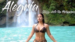 Alegria-Philippines |Major Jumps & Majestic Blue Waters | Canyoneering & Kawasan Falls