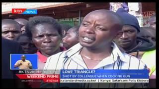 Prisons officer shot dead in Eldoret during quarrel over a woman