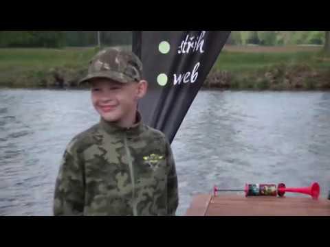 Dětský rybářský závod Sedlčánky 2019