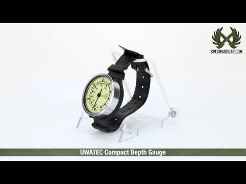 UWATEC Compact Depth Gauge – SPECWARGEAR.com