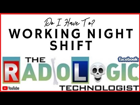Rad Tech - Will I Have to Work the Night Shift?