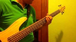 1990 Soda Stereo (cover en el bajo)