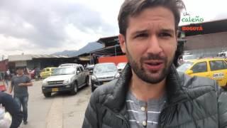 Video Un Mercado Caleño En Bogotá