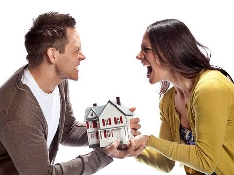 Как делится имущество супругов при разводе?