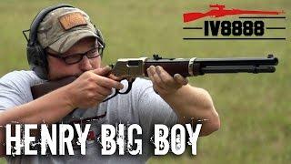 Henry Big Boy .44 Magnum Lever Action