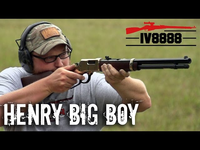 IraqVeteran8888 Reviews the Big Boy .44 Mag