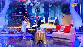 «Екі Езу» театры. Жаңа жыл қарсаңында