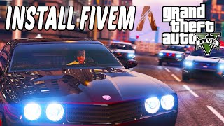 GTA 5 How To Install FiveM On PC (GTA Roleplay) 2019 Tutorial