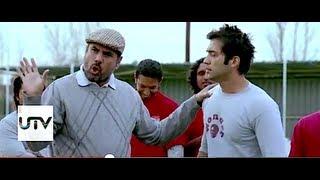 Goal - Boman Irani's crossbar challenge