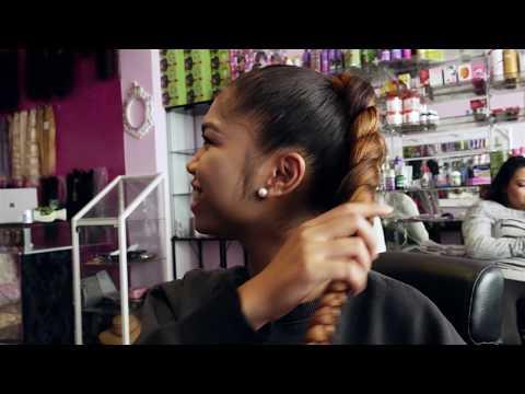 Das Umsteigen des Haares des Preises in taschkente
