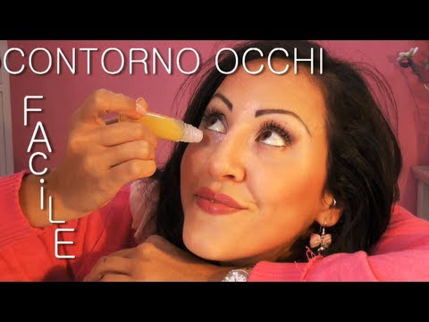 Roll-on CONTORNO OCCHI Fai da te (per imbranate! XD) - ANTI OCCHIAIE, BORSE, RUGHE | Carlitadolce