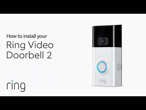 Ring Doorbell 2 Installation