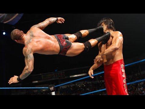 Randy Orton vs. The Great Khali: SmackDown, Aug. 12, 2011