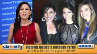 Виктория Джастис, Victoria Justice 18th Birthday Party Recap
