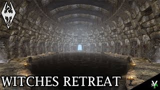 WITCHES RETREAT: Player Home!!- Xbox Modded Skyrim Mod Showcase