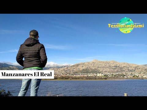 Ruta Por Manzanares El Real - Madrid