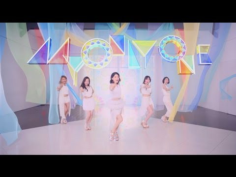 『MY ONLY ONE』 PV ( #9nine )