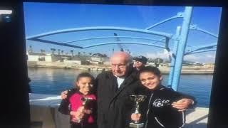 2015 Dec 22 Christmas Open water race