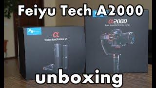 Стедікам FeiyuTech a2000 від компанії CyberTech - відео 1
