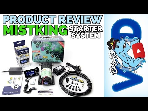 MistKing Starter System Product Review (Video)