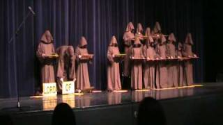 Die besten 100 Videos Halleluia mal anders vorgetragen - Silent Monks Singing Halleluia